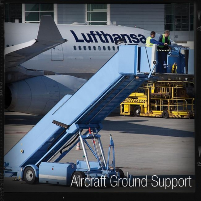 aircraft ground support