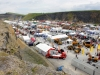 Hillhead showground overview.