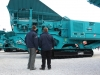 Powerscreen exhibition stand at Hillhead Quarrying & Recycling Show 1