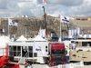 Scania stand at Hillhead Quarrying & Recycling Show