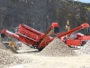 Terex 3 deck screen at Hillhead Quarrying & Recycling Show