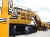 CAT hydraulic mining shovel at Hillhead Quarrying & Recycling Show
