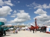 A few clouds over Hillhead Quarrying & Recycling Show