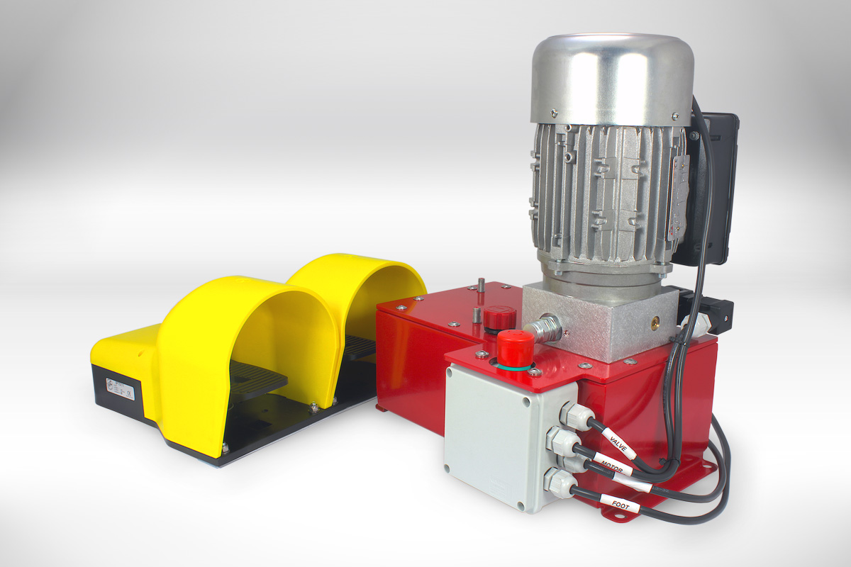Hydraulic Power Packs And Units Custom Design Ac Dc Control Unit Description Pack By Related Fluid