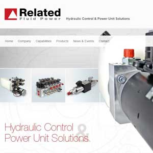 Custom designed hydraulic power packs & hydraulic manifolds