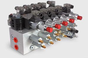 Custom Hydraulic Manifold