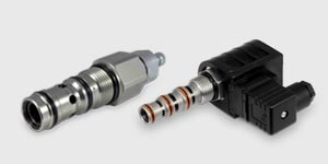 Hydraulic Cartridge Valve and Solenoid Valve