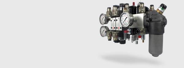 Custom hydraulic manifold systems