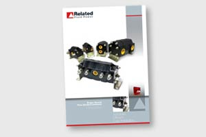 Download Rotary geared flow divider combiners brochure PDF