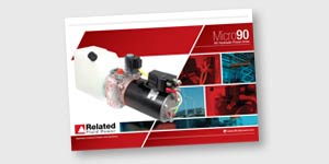 Micro90 DC Hydraulic Power Unit Brochure
