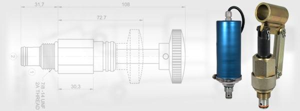 Special Hydraulic cartridge valves