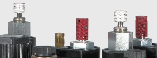 Hydraulic cartridge valve manual override options