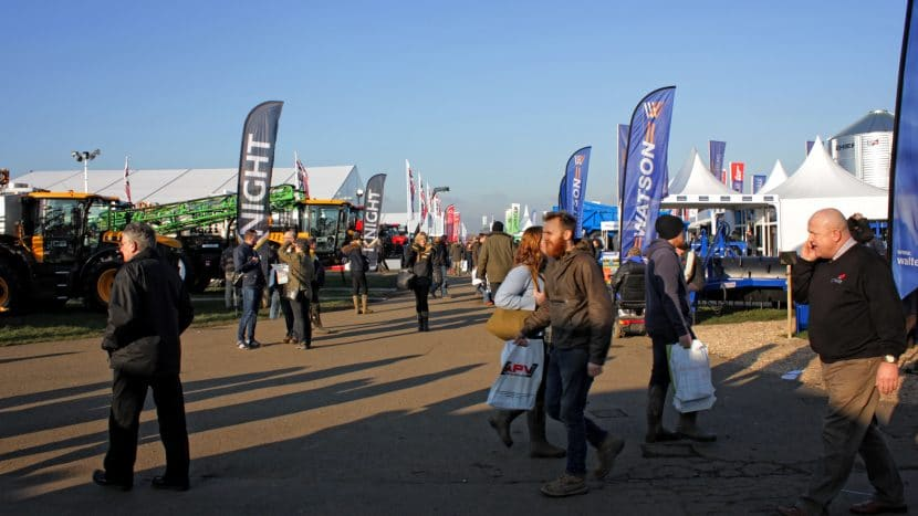 Visitors at Lamma 2016