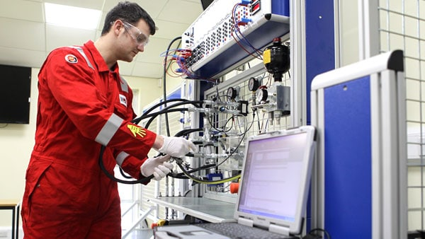Trainee at NFPC Technical Centre