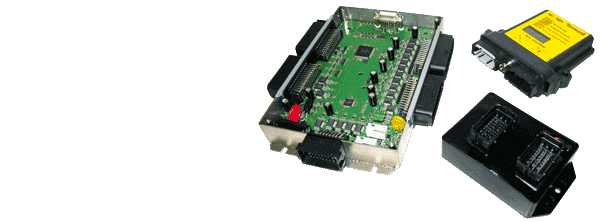 Custom electronic and electromechanical controls
