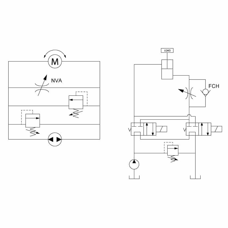 Flow Restrictor Adjustable Needle Valve
