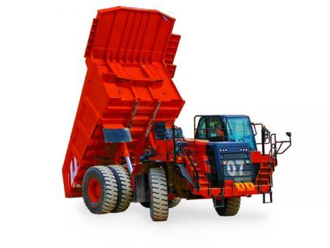 CAT Dumper Truck