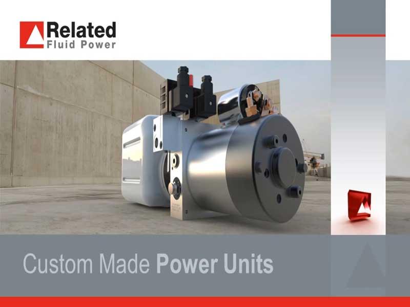 Hydraulic Power Packs And Units Custom Design Ac Dc Control Unit Description 0000