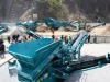 Powerscreen exhibition stand at Hillhead Quarrying & Recycling Show 3