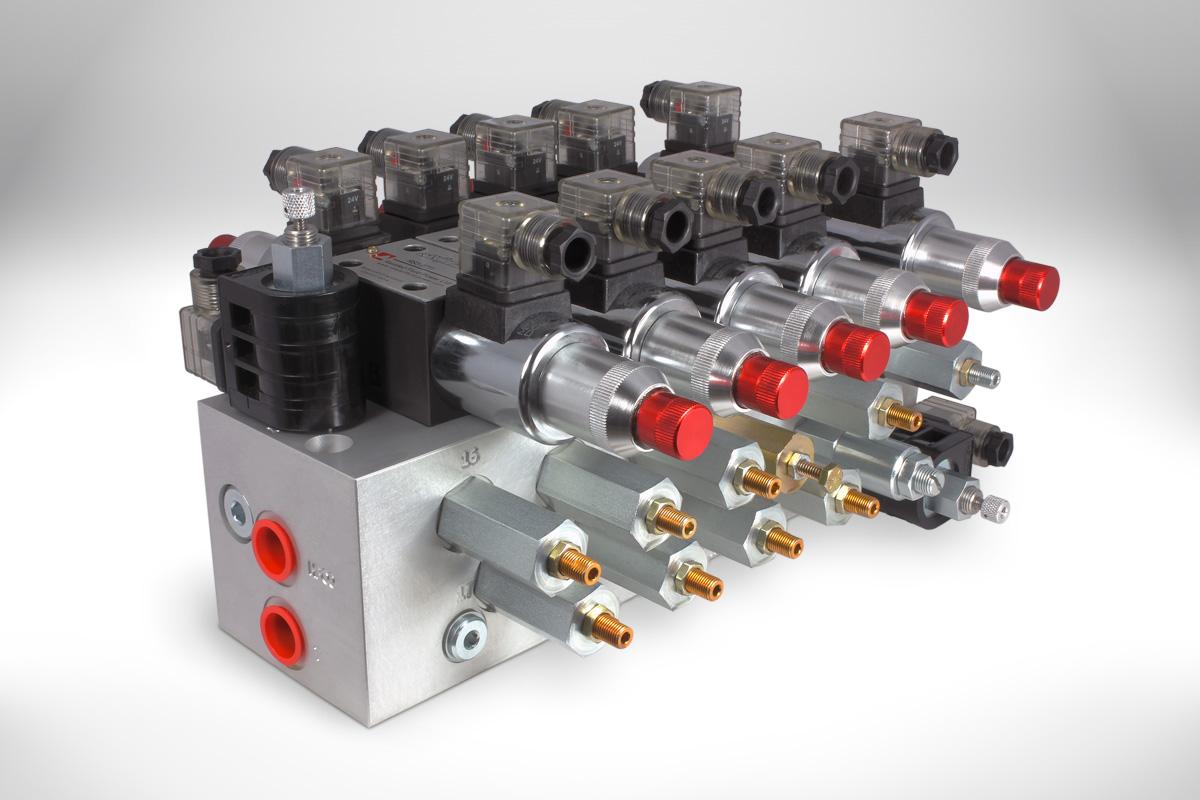 Hydraulic Manifold Systems Related Fluid Power