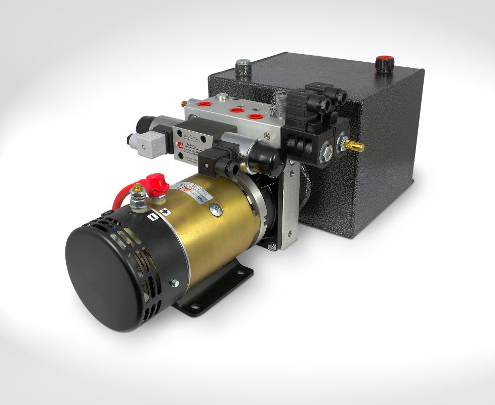 Check Valve Types >> Hydraulic Power Packs and Units - Custom Design - AC & DC.