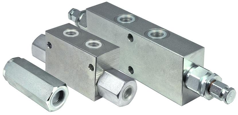 Inline valves