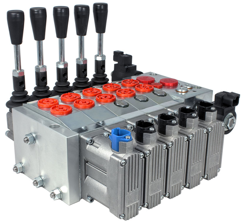 TDV Proportional Control System