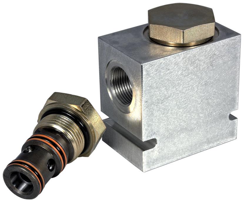 Logic Element valve