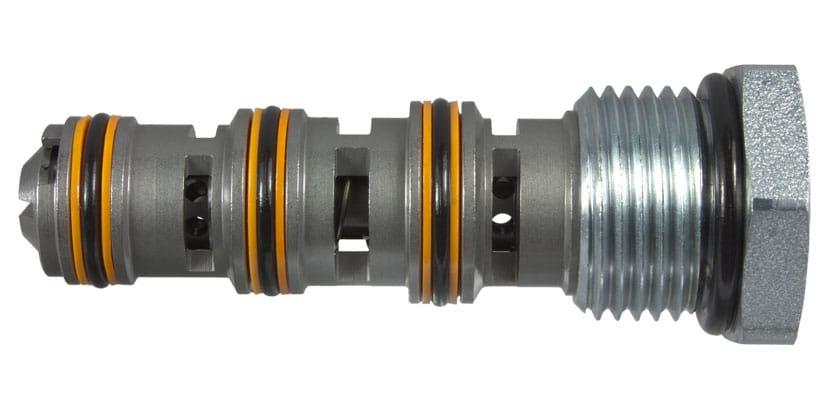 Hydraulic Cartridge Valves - Inline Valves - Modular Valves