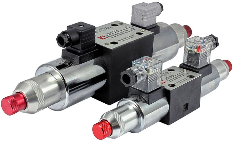 Cetop valves