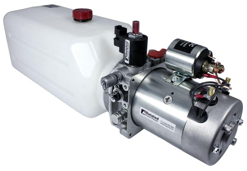 Mini 130 Hydraulic Power Pack