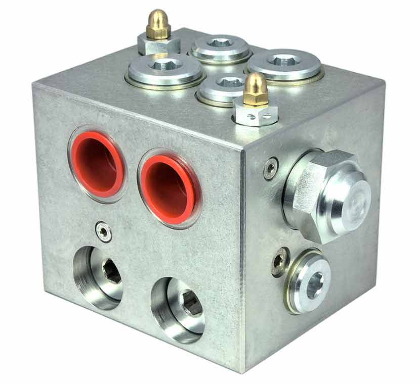 Standard Hydraulic Manifold Assemblies