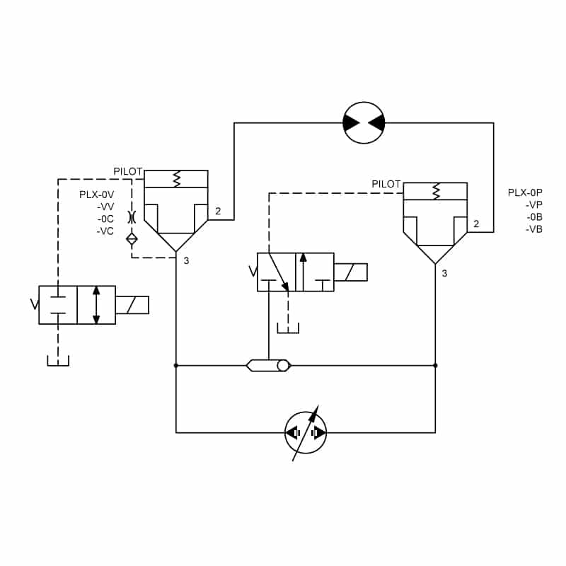 Logic Elements Valve circuit