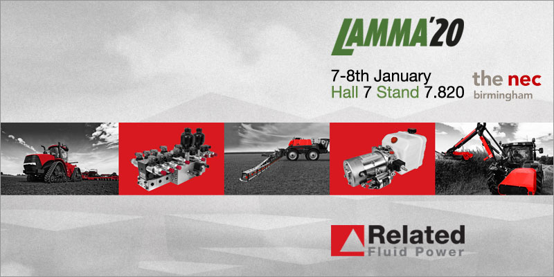 Related Fluid Power at Lamma 2020